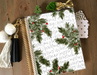 Stylish Planners Home Decor and Stylish Gifts - Merry Christmas Planner Cover