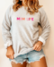 Stylish Planners Home Decor and Stylish Gifts - Mom Life Sweatshirt