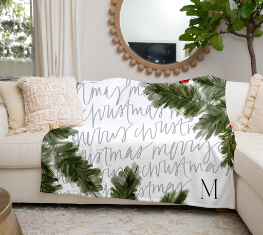 Stylish Planners Home Decor and Stylish Gifts - Custom Christmas Blanket
