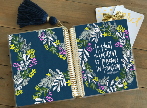 Stylish Planners Home Decor and Stylish Gifts - PRINTABLE Stylish Planner™ Cover Set - Audrey Hepburn