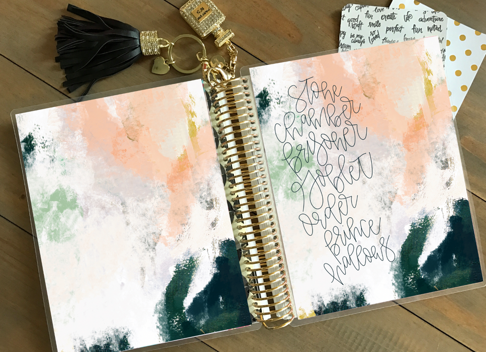 Stylish Planners Home Decor and Stylish Gifts - PRINTABLE Stylish Planner™ Cover Set - The Story