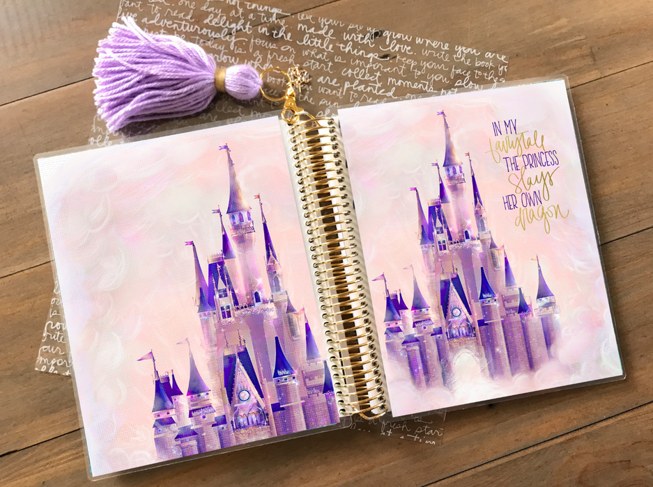 Stylish Planners Home Decor and Stylish Gifts - PRINTABLE Stylish Planner™ Cover Set - My Fairytale