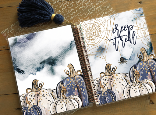 Stylish Planners Home Decor and Stylish Gifts - PRINTABLE Stylish Planner™ Cover Set - Creep It Real