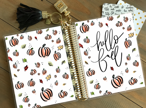 Stylish Planners Home Decor and Stylish Gifts - PRINTABLE Stylish Planner™ Cover Set - Hello Fall