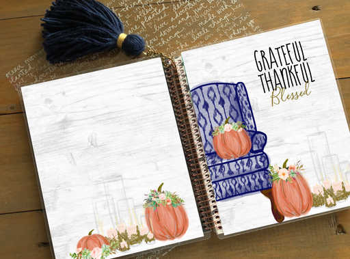 Stylish Planners Home Decor and Stylish Gifts - PRINTABLE Stylish Planner™ Cover Set - Grateful, Thankful & Blessed