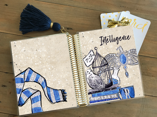 Stylish Planners Home Decor and Stylish Gifts - PRINTABLE Stylish Planner™ Cover Set - Intelligence