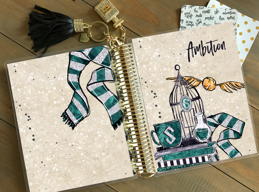 Stylish Planners Home Decor and Stylish Gifts - PRINTABLE Stylish Planner™ Cover Set - Ambition