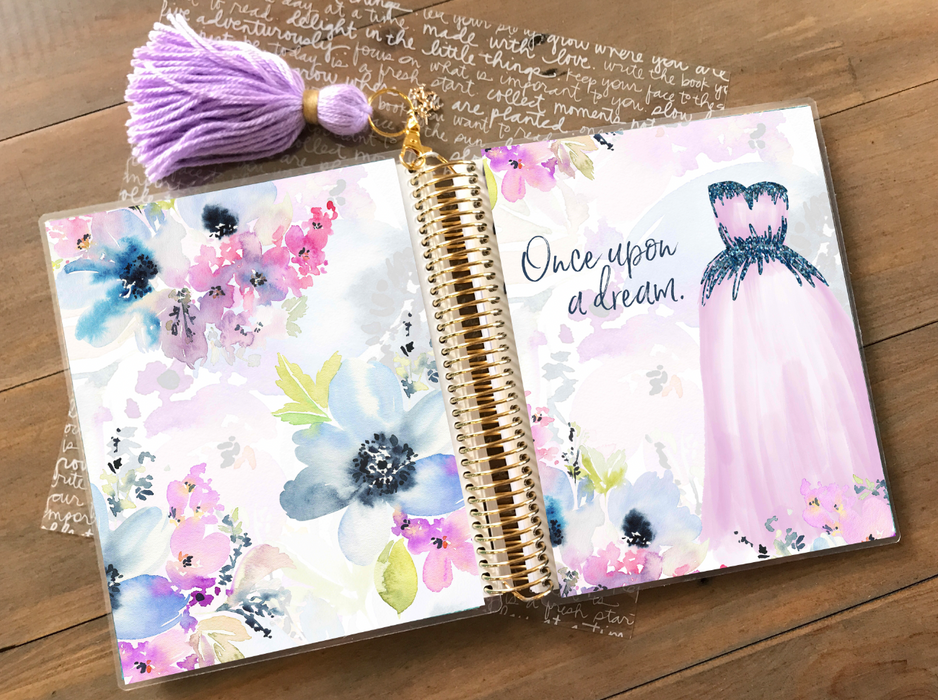 Stylish Planners Home Decor and Stylish Gifts - PRINTABLE Stylish Planner™ Cover Set - Love's Kiss
