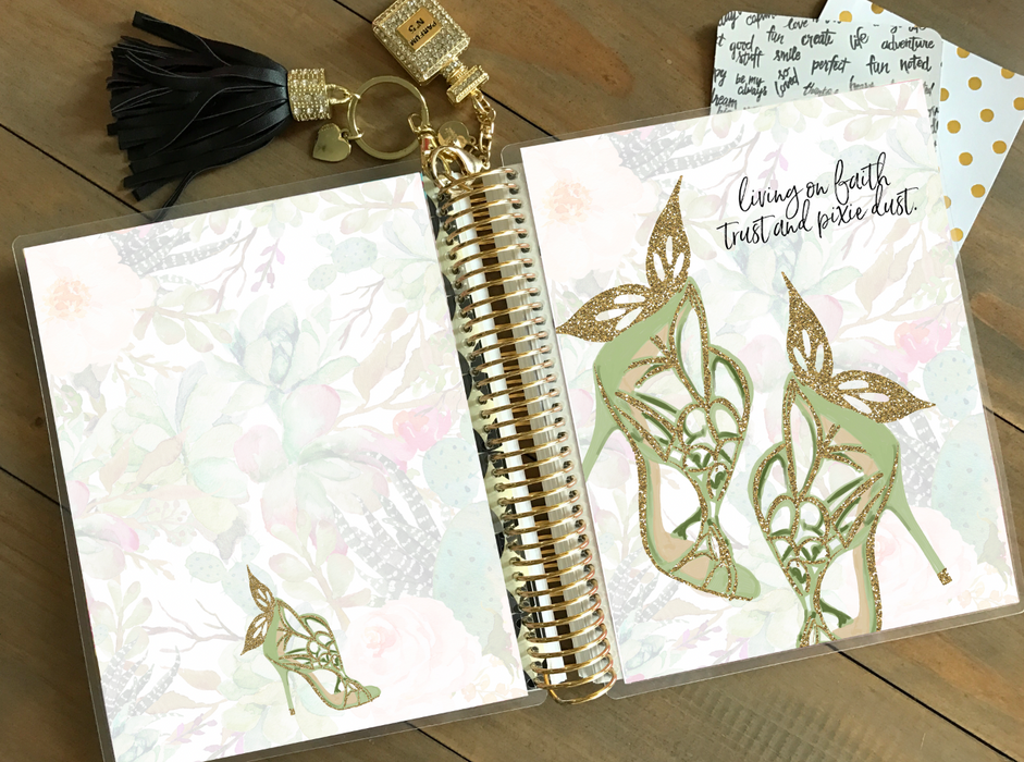 Stylish Planners Home Decor and Stylish Gifts - PRINTABLE Stylish Planner™ Cover Set - Fairy Life