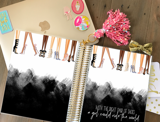 Stylish Planners Home Decor and Stylish Gifts - PRINTABLE Stylish Planner™ Cover Set - Rule the World