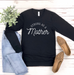 Stylish Planners Home Decor and Stylish Gifts - Strong as a Mother Long Sleeve Shirt