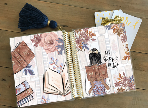 Stylish Planners Home Decor and Stylish Gifts - PRINTABLE Stylish Planner™ Cover Set - Bookwork