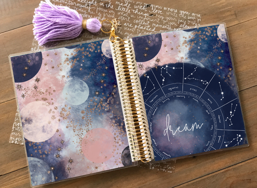 Stylish Planners Home Decor and Stylish Gifts - PRINTABLE Stylish Planner™ Cover Set - Zodiac