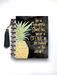 Stylish Planners Home Decor and Stylish Gifts - Pineapple - Planner Cover