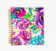 Stylish Planners Home Decor and Stylish Gifts - The Stylish Planner® - Hardbound Blooming Petals Planner (12-months undated)