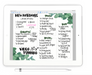 Stylish Planners Home Decor and Stylish Gifts - Eucalyptus Digital Notebook - Digital Planner Collection