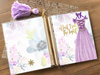 Stylish Planners Home Decor and Stylish Gifts - See The Light Princess - Princess Collection Planner Cover