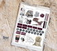 Stylish Planners Home Decor and Stylish Gifts - Bring Me My Dragons Digital Planner Stickers
