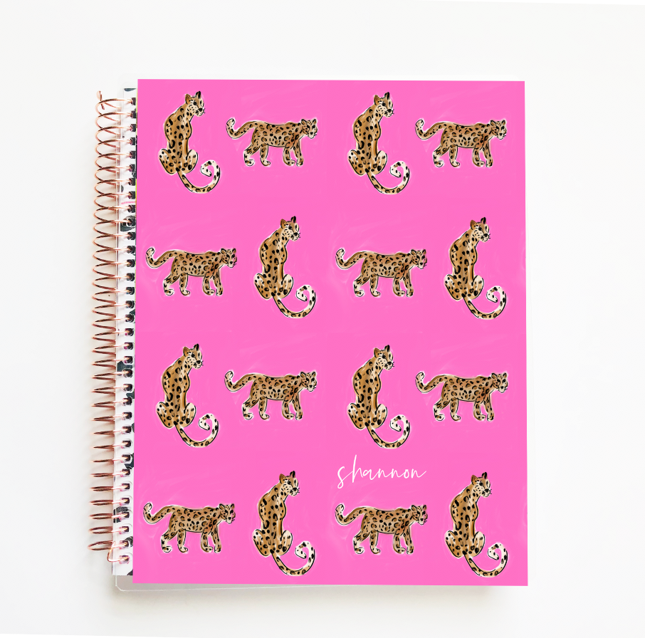 Stylish Planners Home Decor and Stylish Gifts - The Stylish Way™ Planner: Stay Wild (12-months undated)