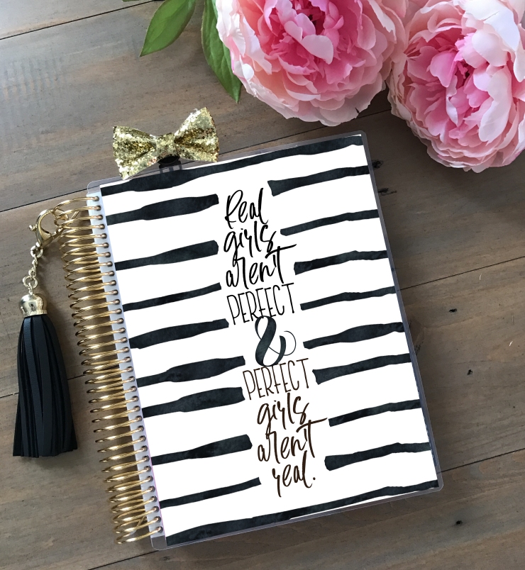 Perfect Girls Planner Cover