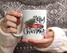 Stylish Planners Home Decor and Stylish Gifts - Vintage Christmas Mug