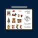 Stylish Planners Home Decor and Stylish Gifts - Christmas Digital Planner Stickers