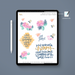 Stylish Planners Home Decor and Stylish Gifts - (Goodnotes File) BeeYoutiful Digital Planner Stickers