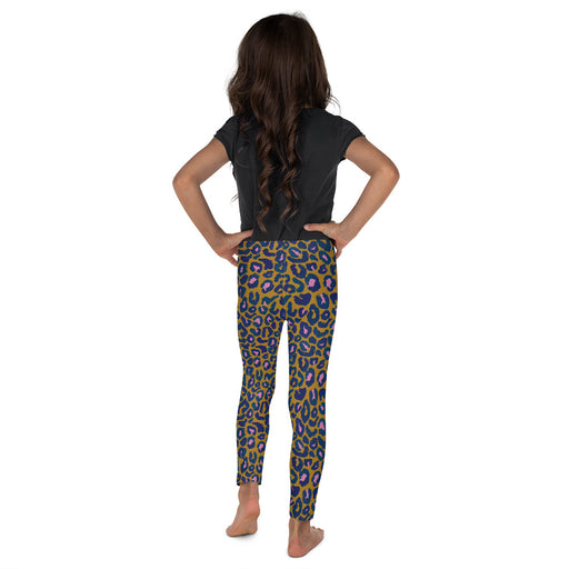 Stylish Planners Home Decor and Stylish Gifts - Sahara Spots - So Soft Kid's Leggings (Matching Mommy + Me Design)