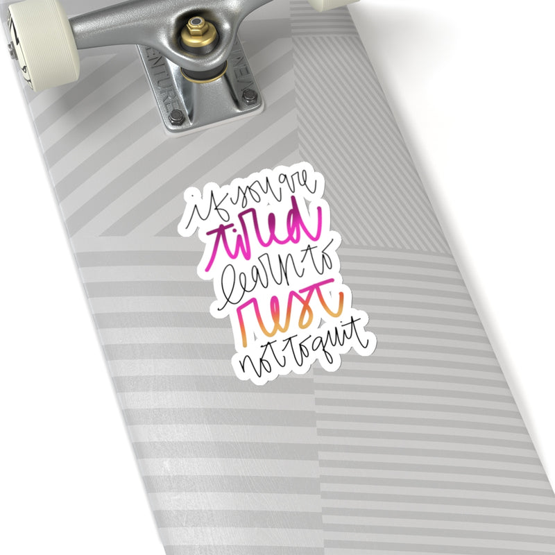 Stylish Planners Home Decor and Stylish Gifts - Daily Reminder Sticker