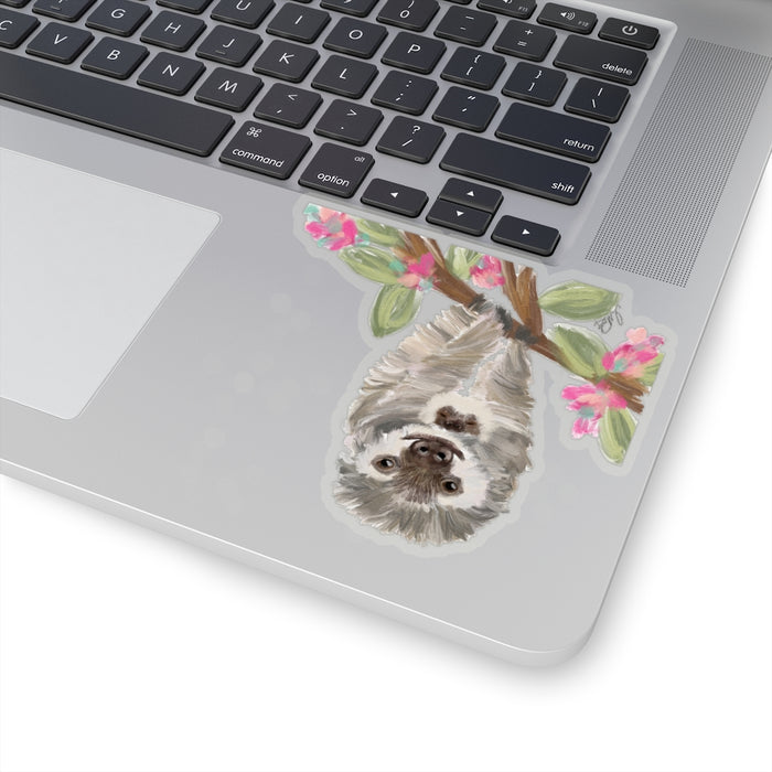 Stylish Planners Home Decor and Stylish Gifts - Sloth Sticker