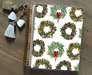 Stylish Planners Home Decor and Stylish Gifts - Traditional Wreaths Planner Cover