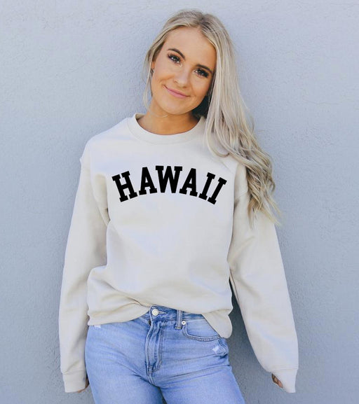Stylish Planners Home Decor and Stylish Gifts - Hawaii Sweatshirt