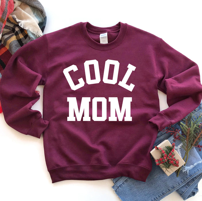 Stylish Planners Home Decor and Stylish Gifts - Cool Mom Sweatshirt