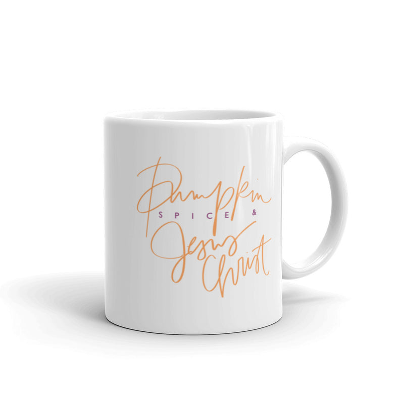 Stylish Planners Home Decor and Stylish Gifts - Pumpkin Spice - 11 oz. Mug - Home Collection