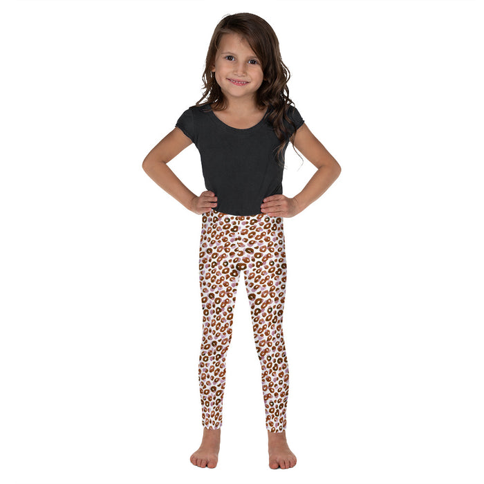Stylish Planners Home Decor and Stylish Gifts - Blushing Spots - So Soft Kid's Leggings (Matching Mommy + Me Design)