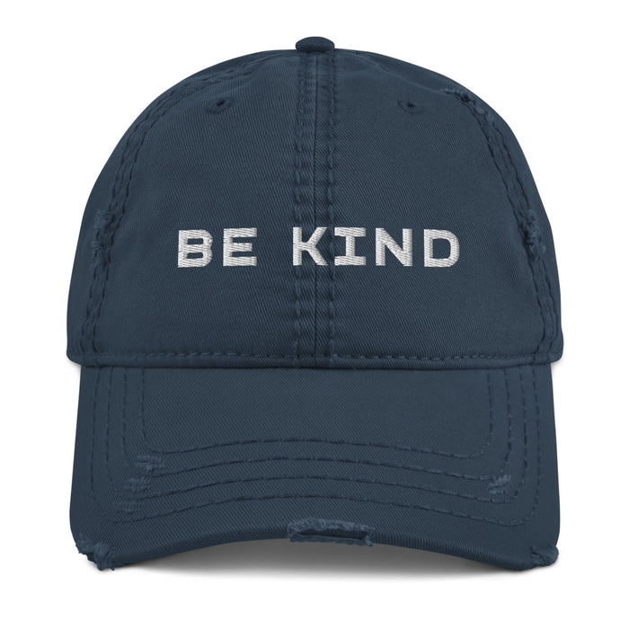 Stylish Planners Home Decor and Stylish Gifts - Be Kind Distressed Hat