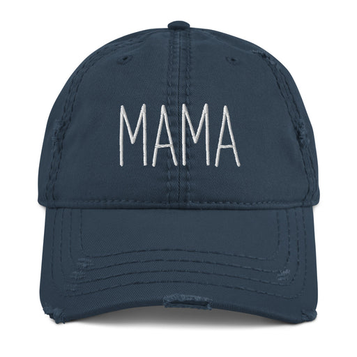 Stylish Planners Home Decor and Stylish Gifts - Mama Distressed Hat
