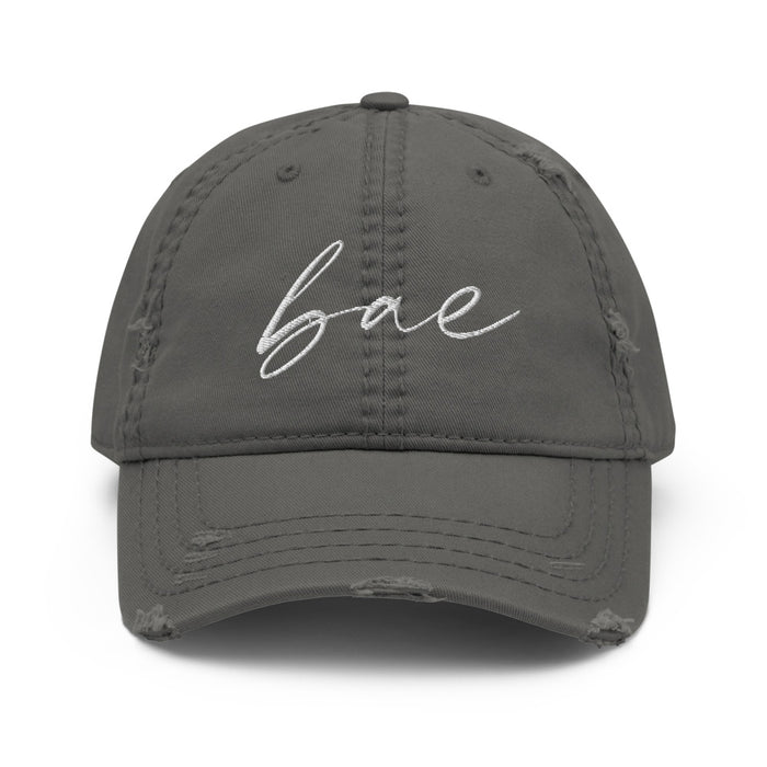 Stylish Planners Home Decor and Stylish Gifts - Bae Distressed Hat