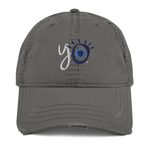 Stylish Planners Home Decor and Stylish Gifts - Yo Evil Eye Distressed Hat