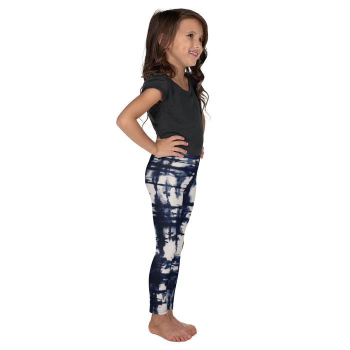 Stylish Planners Home Decor and Stylish Gifts - Indigo - So Soft Kid's Leggings (Matching Mommy + Me Design)