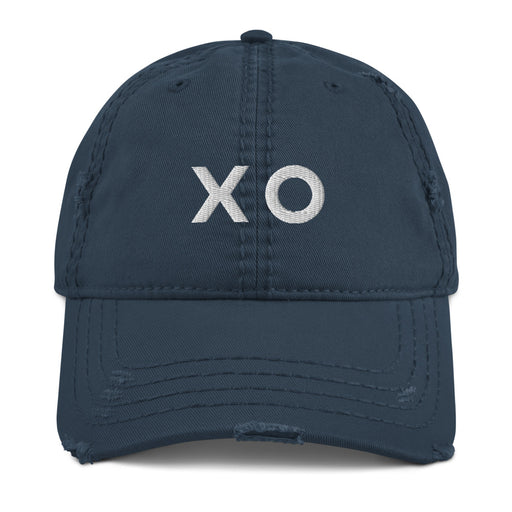 Stylish Planners Home Decor and Stylish Gifts - xo Distressed Hat
