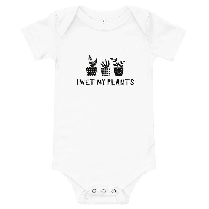 Stylish Planners Home Decor and Stylish Gifts - Wet My Plants Bodysuit