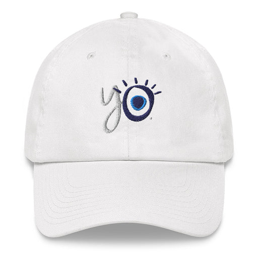 Stylish Planners Home Decor and Stylish Gifts - Yo Evil Eye Classic Fit Baseball Cap