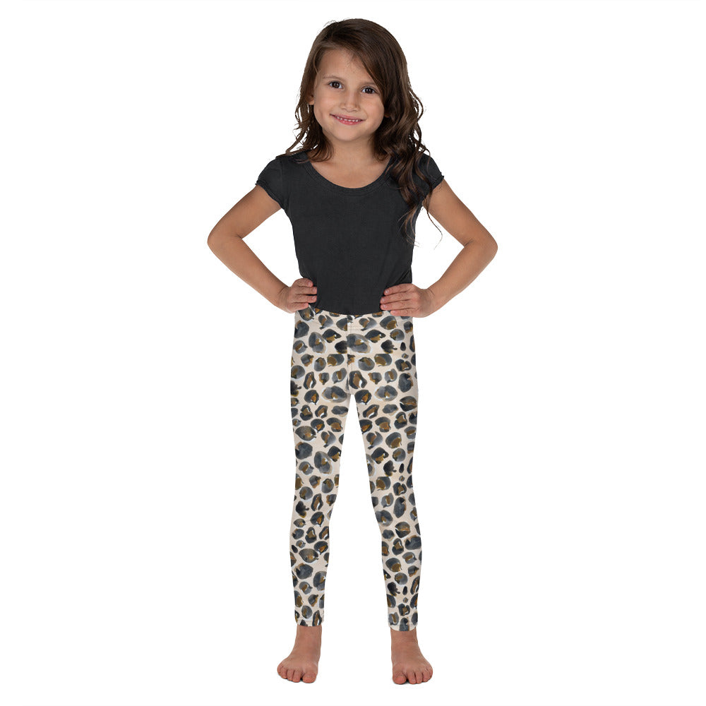 Leopard - So Soft Kid's Leggings