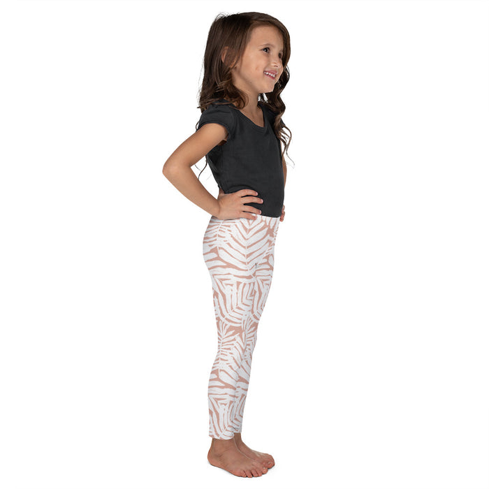 Stylish Planners Home Decor and Stylish Gifts - Blushing Ferns - So Soft Kid's Leggings (Matching Mommy + Me Design)
