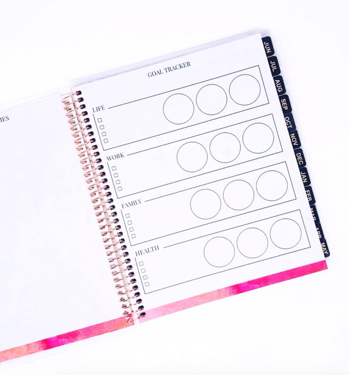 The Stylish Planner: The Stylish Way™ Planner (12-months)