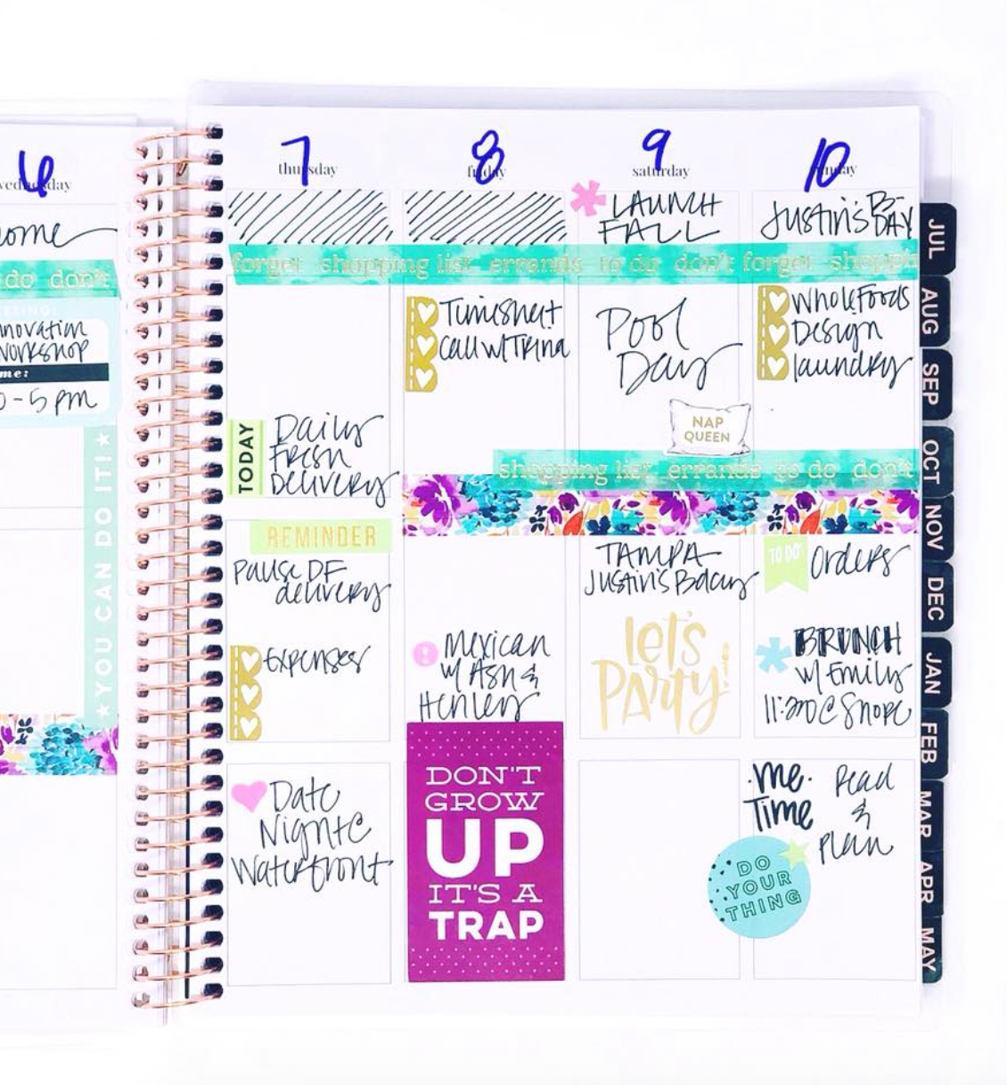 The Stylish Way™ Planner (12-months)