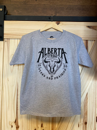 Youth Peaks and Prairies / Available in S and L