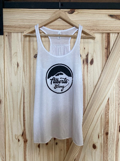 Ladies Original Tank / White