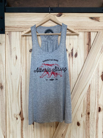 Ladies Alberta Bear Tank / Available in XL